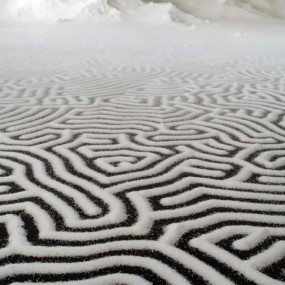 Mind Blowing Artworks Created By A Japanese Artist Using Salt (Photo Gallery)