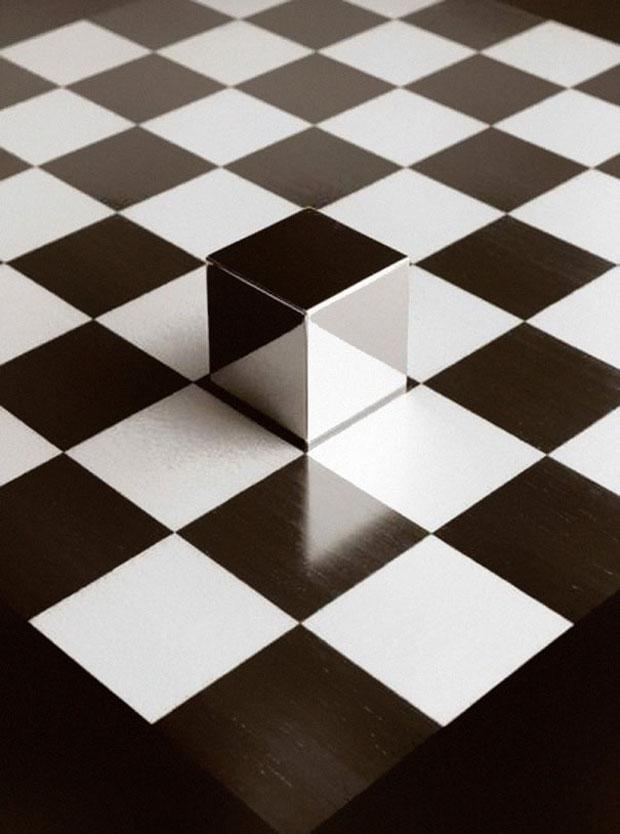 Chema Madoz  Black And White Photographic Illusions