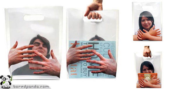 Book: Unique Advertising Shopping bags