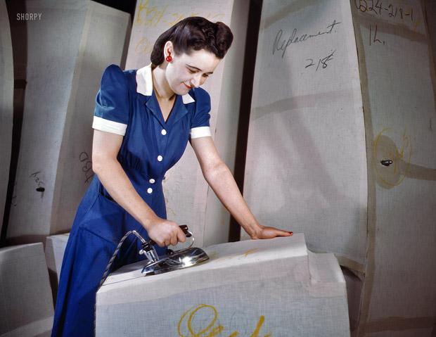 December 1941. Akron, Ohio.