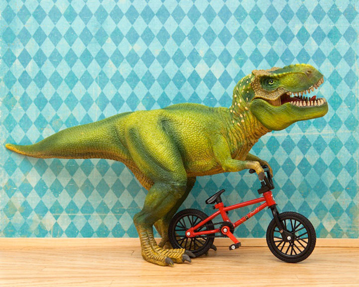 Father Creates Unusual Toy Scenes 2