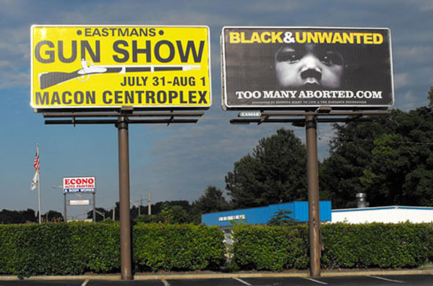 Most Funny Ad Placements-- Gun Show--Black & Unwanted
