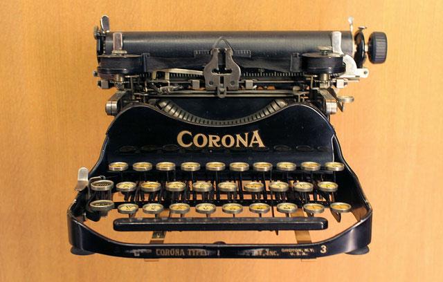 1920: The portable Corona