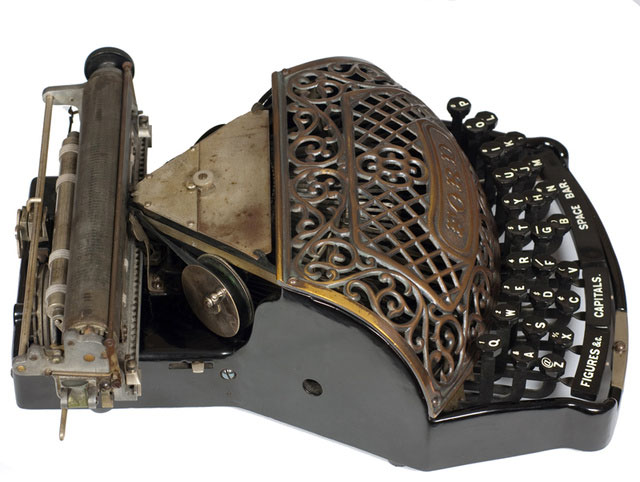1895: The Ford Typewriter