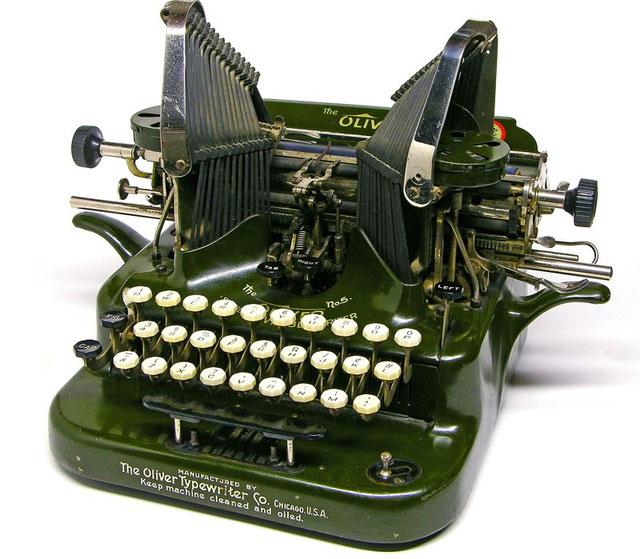 1894 - 1928: Oliver 5
