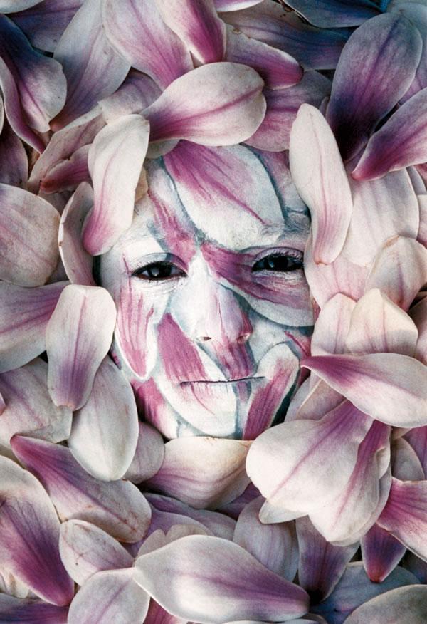 Johannes Stötter-body painting human camouflage artwork