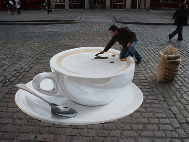 Manfred Stader--3D Painting