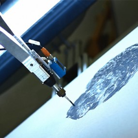 Soon Robots Will Be Able To Draw Creative Paintings? (Video)