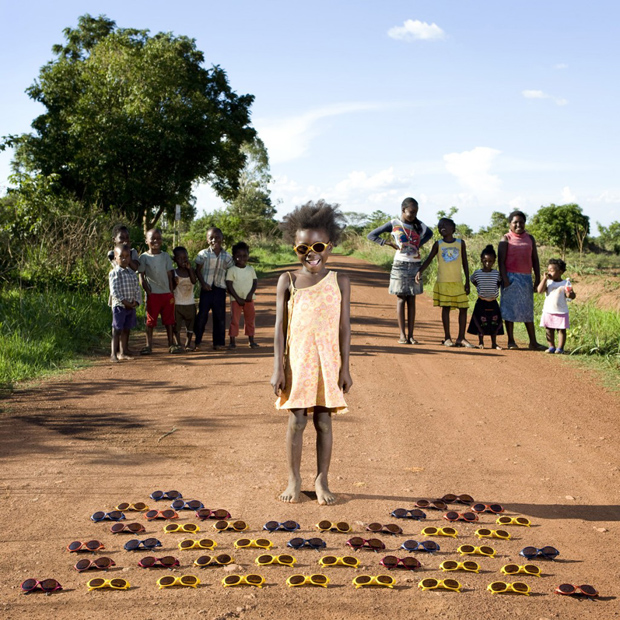Children With Their Most Cherished Belongings