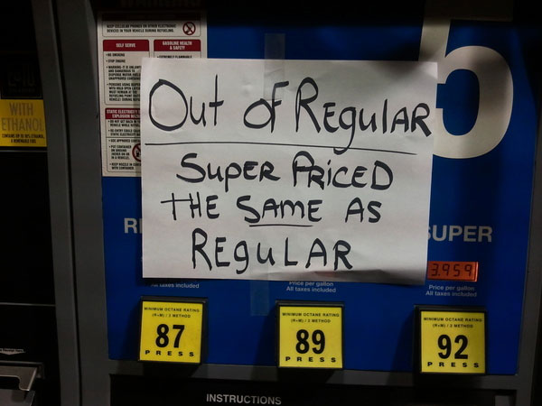 Touching Moments-gas stations values its customers