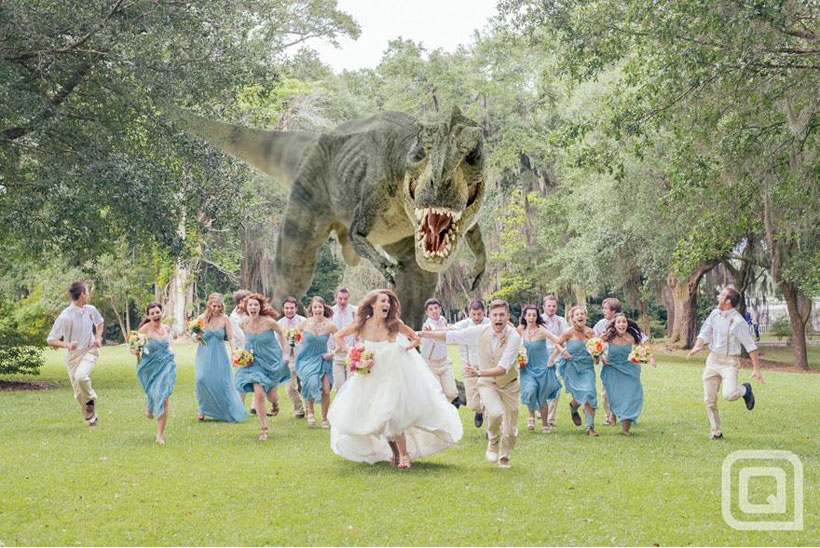 Attack of the T-Rex