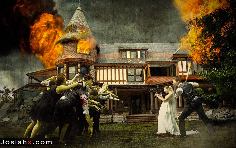 Marriage Walking Dead