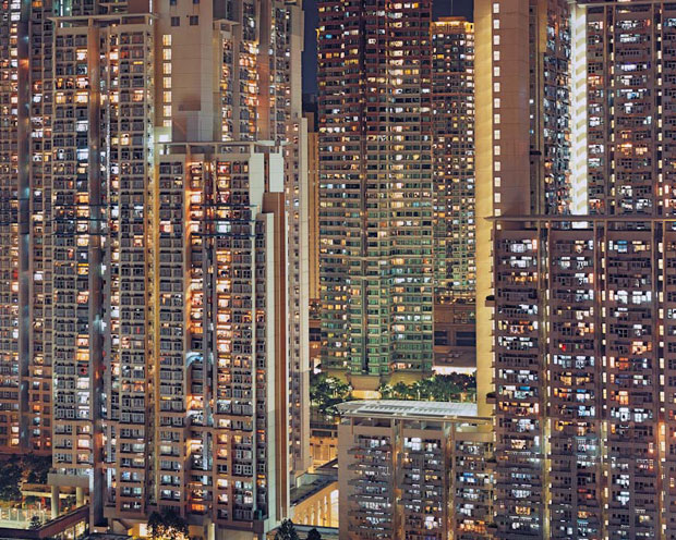 Urban Reality Of High Density Cities