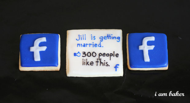 facebook design cookies