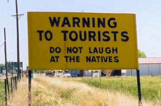Image result for tourist fun