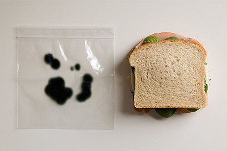 "A ""anti-theft"" Lunch bags"