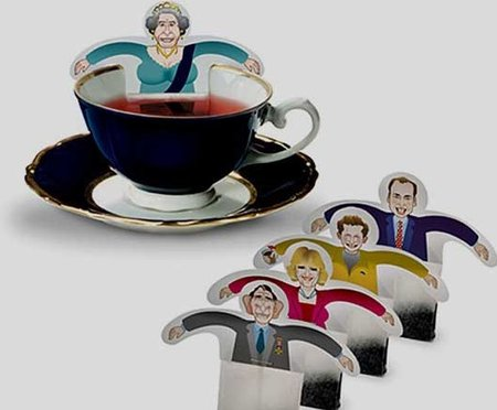"Tea bags ""royal"""