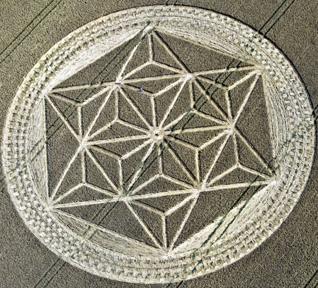Most beautiful crop circles