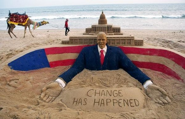 Amazing Sand Sculptures On The Beaches