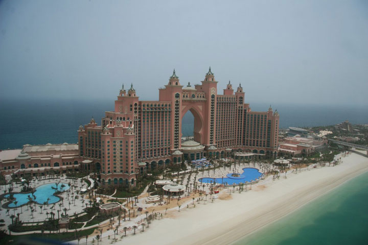 Atlantis Hotel Dubai United Arab Emirates