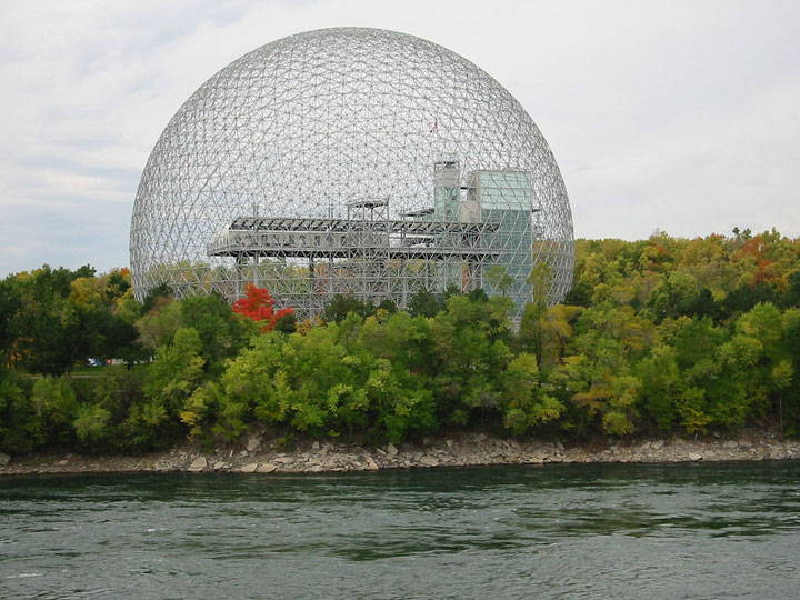Biosphere - Montreal, Canada