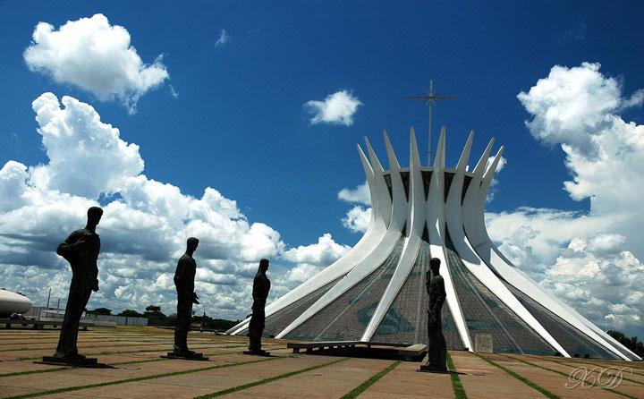 Cathedral of Brasilia - Brasilia, Brazil