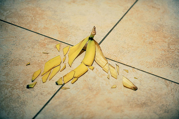 Shattered Banana Peel-Food And Vegetables Turned Into Crazy Works Of Art