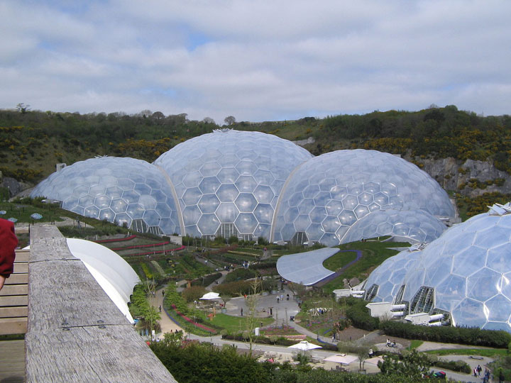 Eden Project - Cornwall, UK