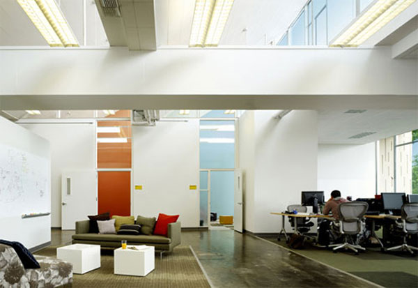 Facebook office-Most Innovative, Invigorating And Class Offices In The World