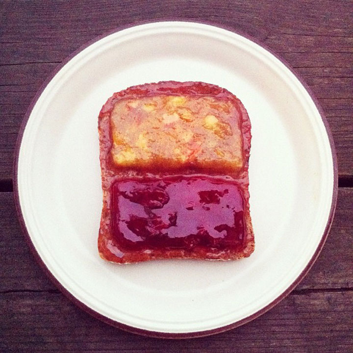 Mark Rothko - No. 14 Made by Ida Frosk On Toast