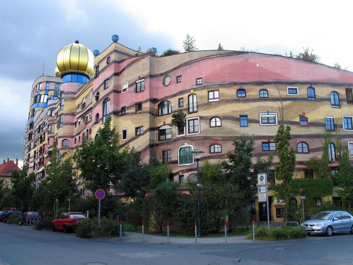 Forest Spiral - Darmstadt, Germany