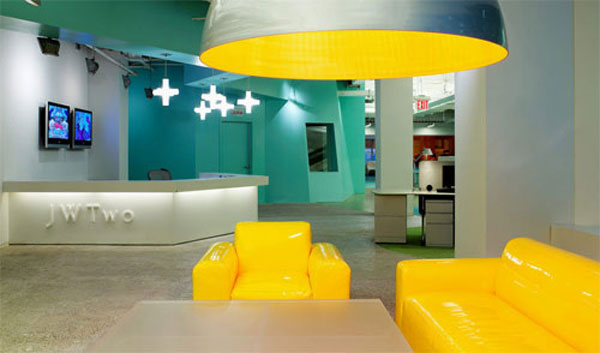 JWT-New-York-3-Most Innovative, Invigorating And Class Offices In The World