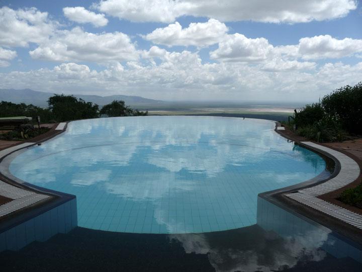 Lake Manyara Serena Lodge - Manarya, Tanzania