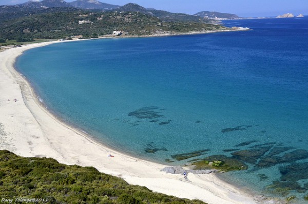 Looks Like Australia ... (Location Balagne, Corsica)   Landscapes of France That Give A Foreign Look