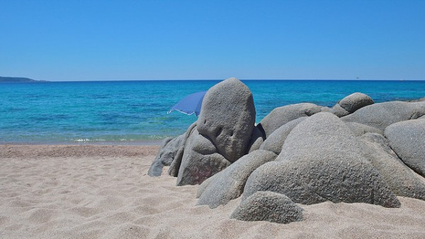 Looks Like Seychelles ... (Location: Corsica)-  Landscapes of France That Give A Foreign Look