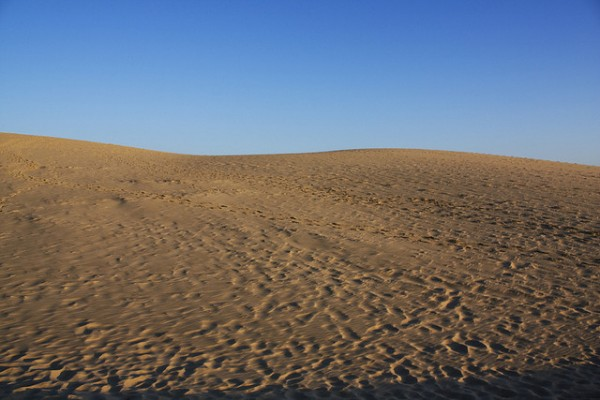 Looks Like Sahara ... (Location Dune du Pilat, Gironde)   Landscapes of France That Give A Foreign Look