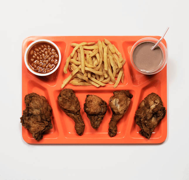 The Last Meal Of Prisoners On Death Row