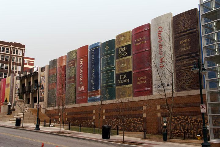 Library of Kansas City - Missouri, United States