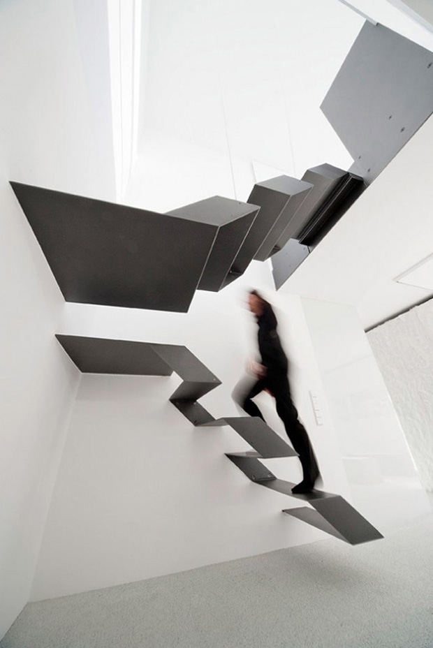 Loft F27 stairs