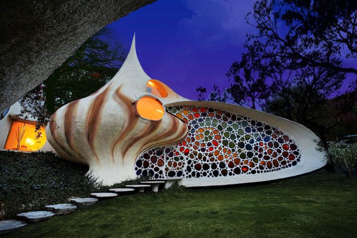 Nautilus home - Mexico City, Mexico