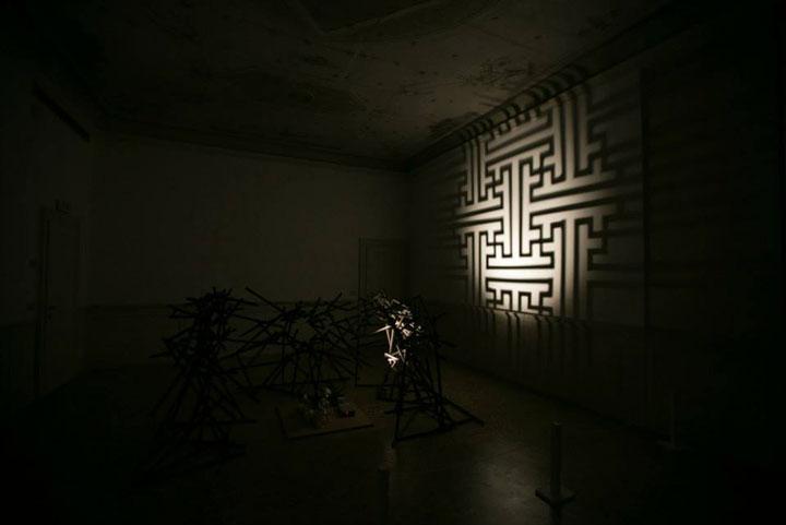 Painting Light and Shadow by Rashad Alakbarov