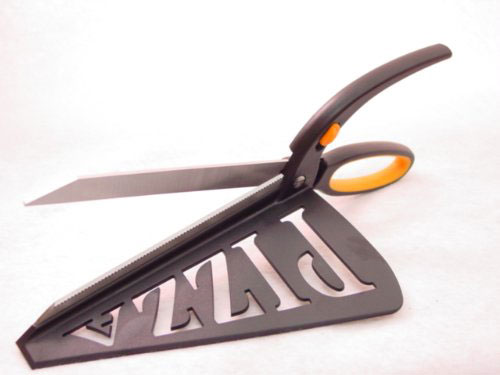 Pizza scissors 2 in 1