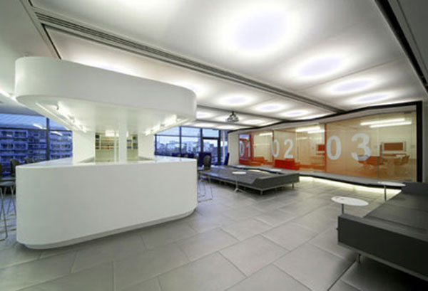 Red Bull London-Most Innovative, Invigorating And Class Offices In The World