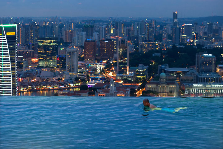Resort Marina Bay Sands - Singapore