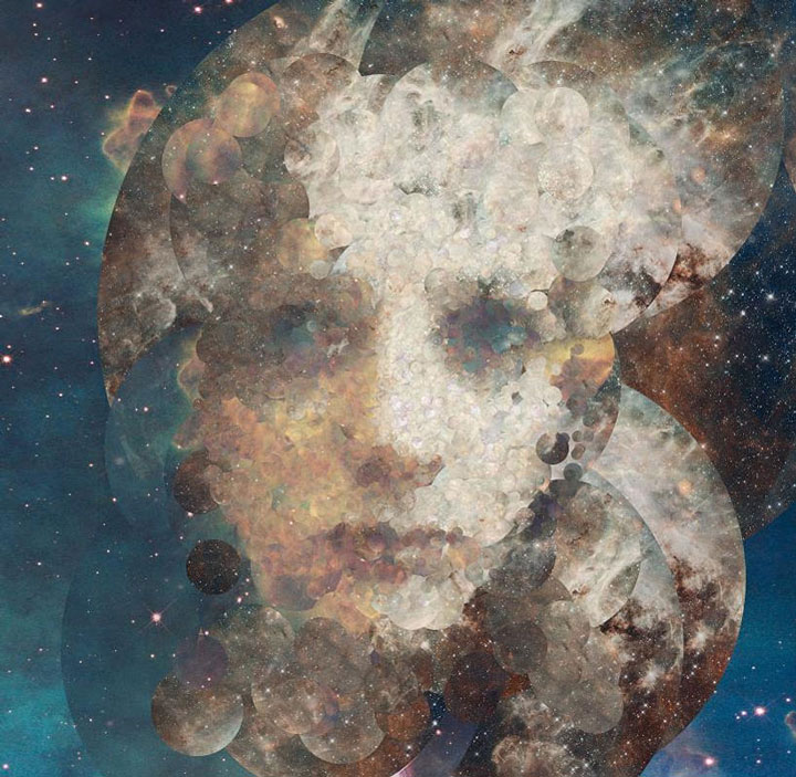 Sergio Albiac- project stardust-Human Stellar Portraits