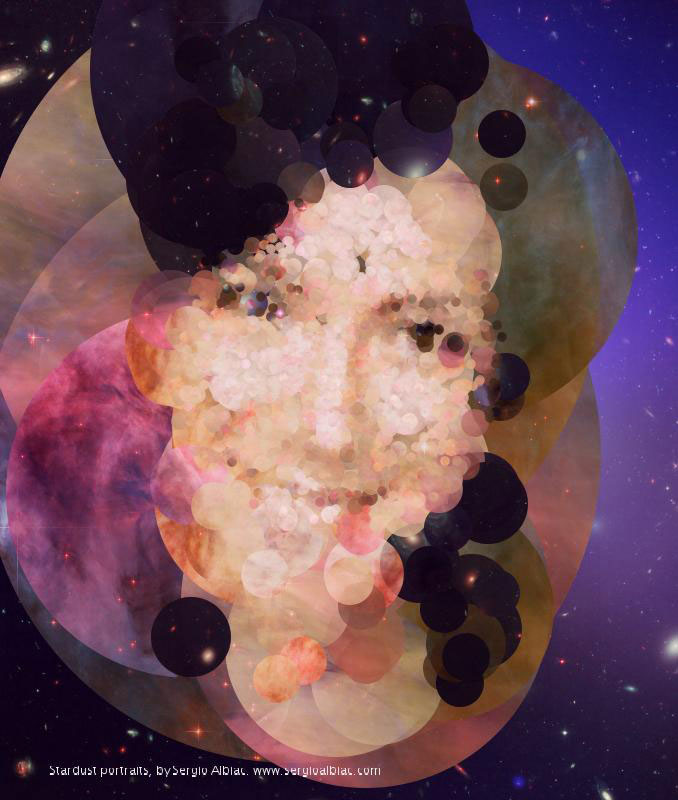 Sergio Albiac Human Stellar Portraits 30