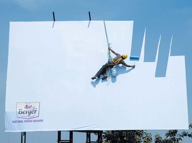 Highly Creative advertisement Examples