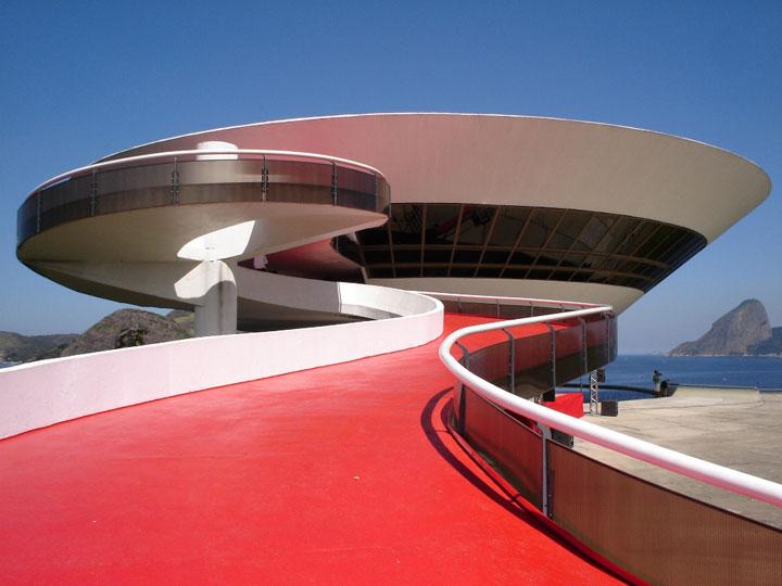 The Museum of Contemporary Art - Rio de Janeiro, Brazil