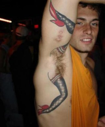 Worst Tattoo Work Examples