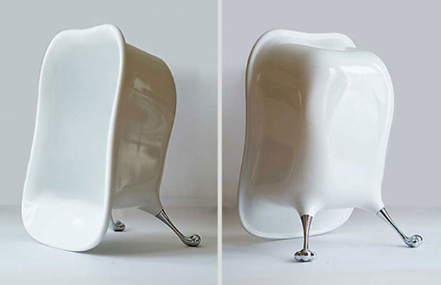 chairs-bath-Original Chair Designs To Decorate Your Office Or Residence